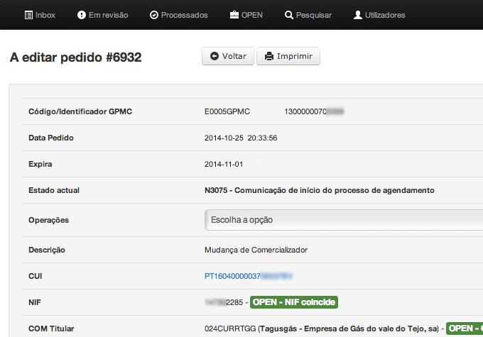 Aplicação para troca de mensagens em XML com API
