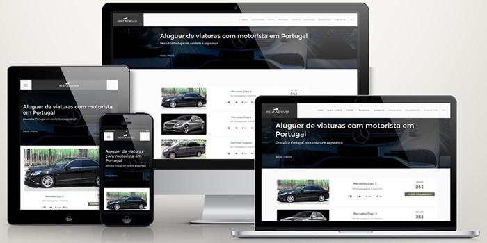 Web design & programação